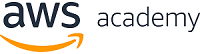 The logo for Amazon Web Services Academy