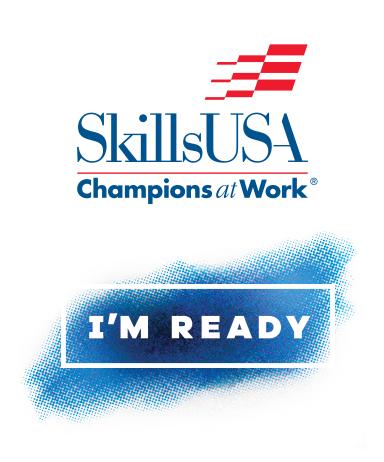 The logo for SkillsUSA
