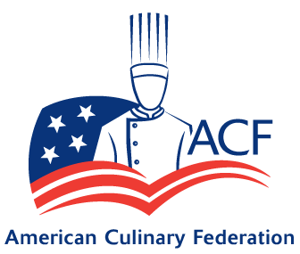 The logo for American Culinary Federation